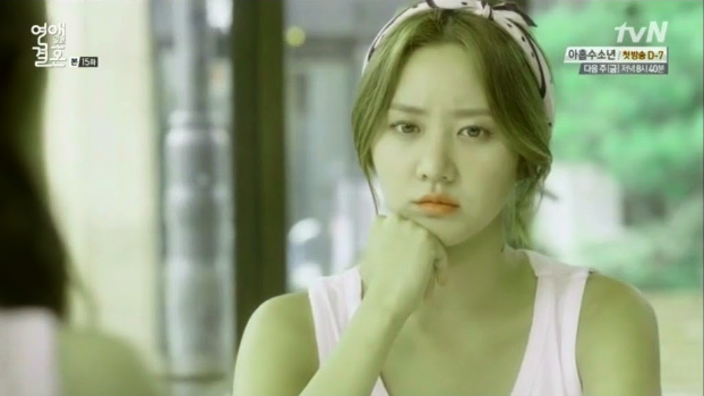 Sinopsis Marriage Not Dating Ep 15 Part 1