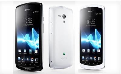 [Smartphones] Xperia Neo L: o primeiro smartphone Sony com Android 4.0