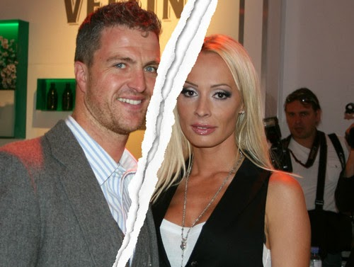After 13 years! Marriage off with Ralf Schumacher and Cora