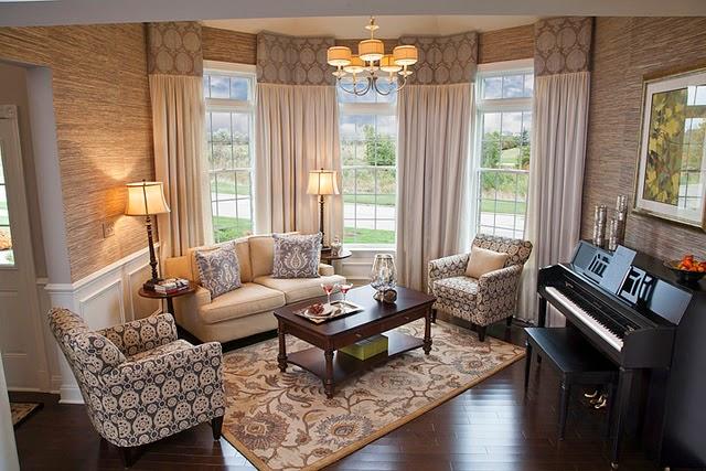 desain interior rumah victorian