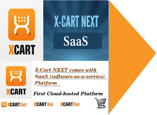 X-cart Next with SaaS Platform