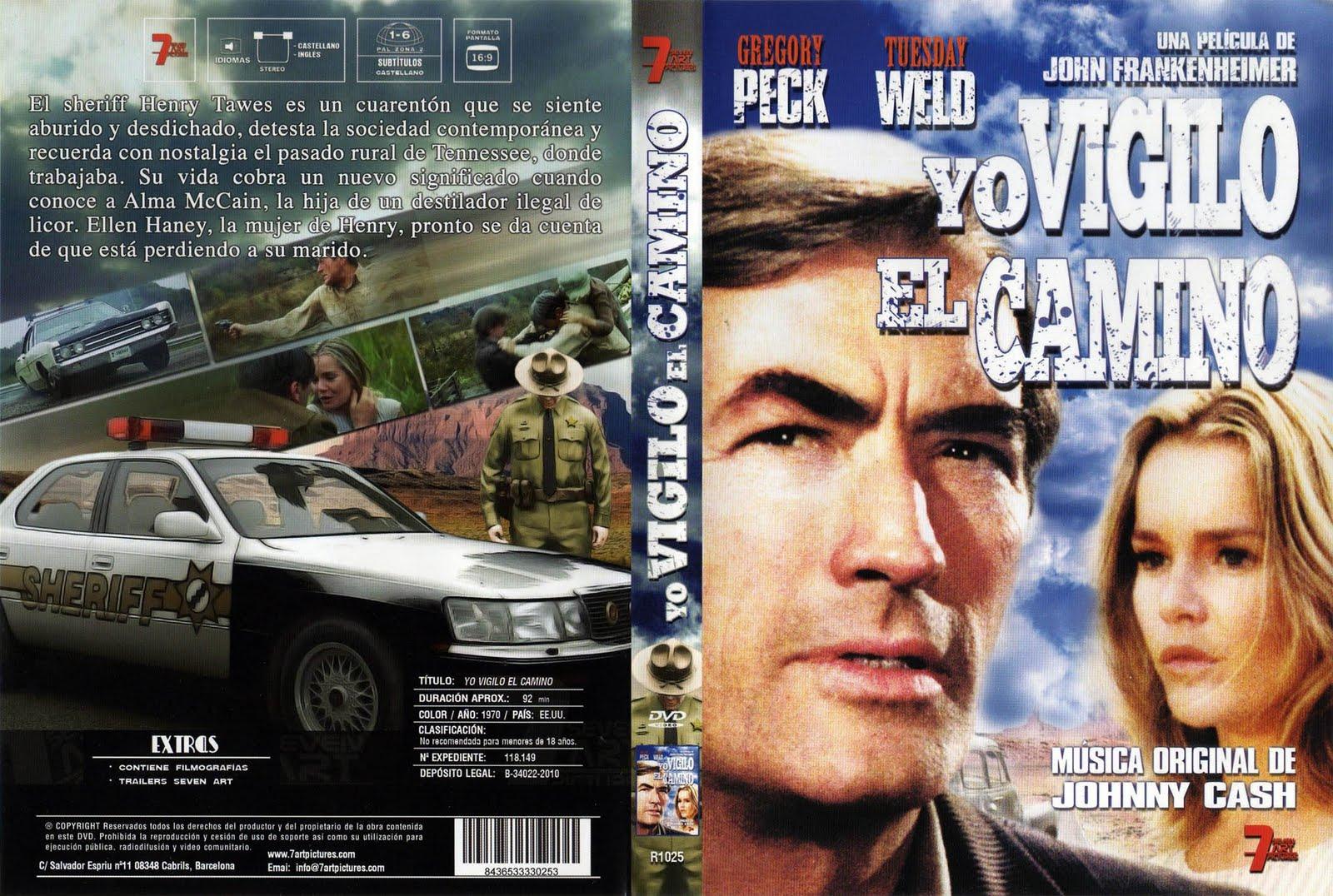Yo vigilo el camino (1970 - I Walk the Line)