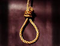 Suicidio con cuerda