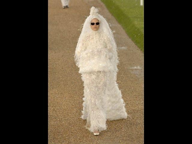 El mejor vestido de novia de la historia