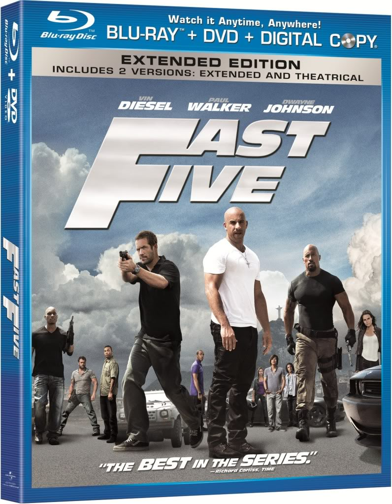 Fast and Furious 5 Rio Heist 2011 SWESUB AC3 DVDRip XviD-DVD-Upl