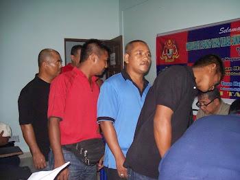MESYUARAT AGUNG KHAS KSBK 30.06.2012 :AHLI MENDAFTAR KEHADIRAN