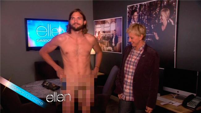 Demi Moore se desnuda en Twitter - Vdeo Dailymotion