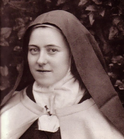 St. Therese of Lisieux...