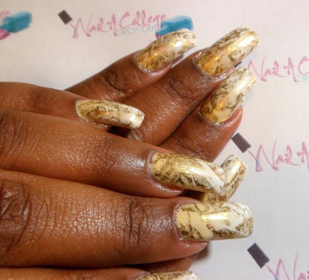 nail college drop return