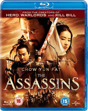 The Assassins 2012 Dual Audio BluRay