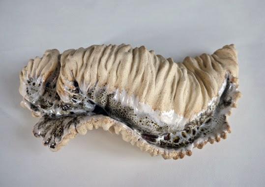 Création en céramique de Véronique Serfass