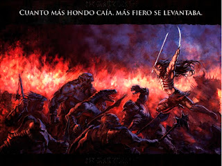 Allwënn soul & Sword Vilches y Charro