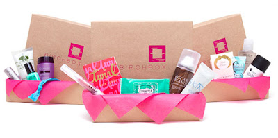 Birchbox, beauty box, beauty samples