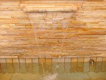 70..... ref : 0170 cascata lamina d´água