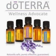 Start The New Year Out Healthy With Essential Oils