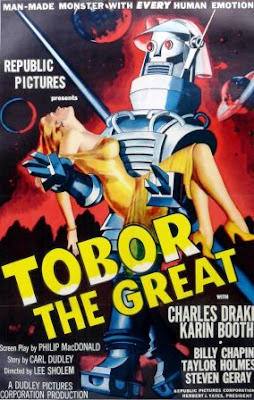 Tobor The Great (1954).