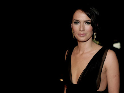 British Actress Lena Headey Sexy Wallpapers