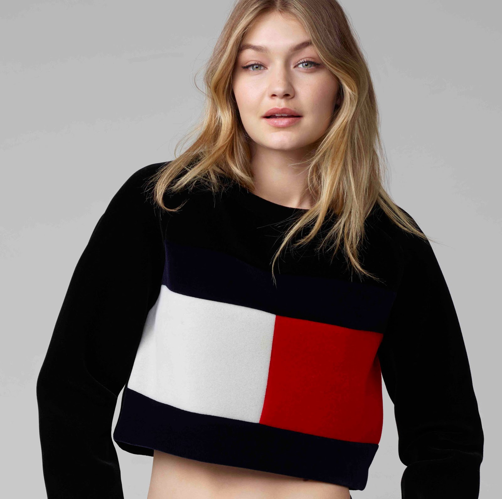 News on Fashion - January 2016 - Gigi Hadid Hilfiger