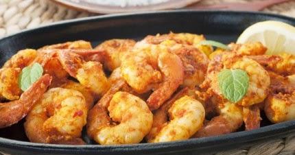 موقع الذ وصفات الطبخ: تندوري الجمبري