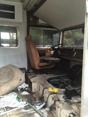 Used RVs 1973 Winnebago Indian for Sale For Sale by Owner
