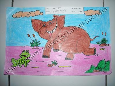 Progress Prestasi | Juara 2 : Tegar Lutfi Setiawan (TK Negeri Pembina) Babak Penyisihan Kec. Mojowarno - Jombang