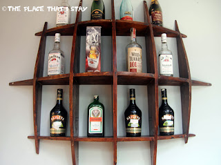 Indonesia - Lombok - Kuta - Hammerhead Hotel - The bottle collections
