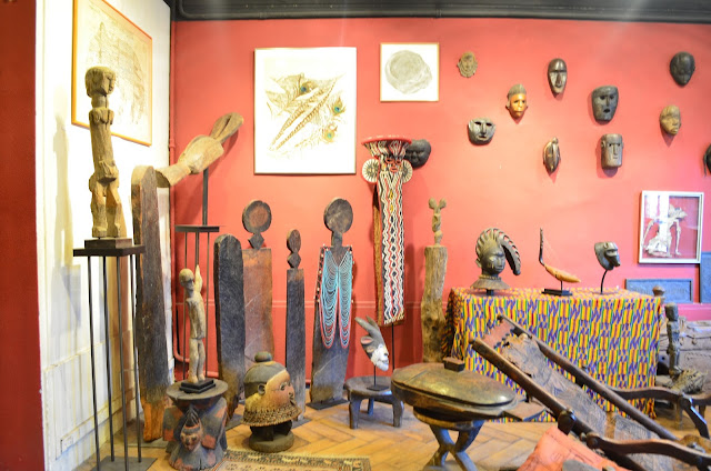 Visite Guidee Tribal Art Little Africa Paris