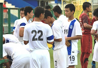 Indian U-16 lose to Redbull Salzburg