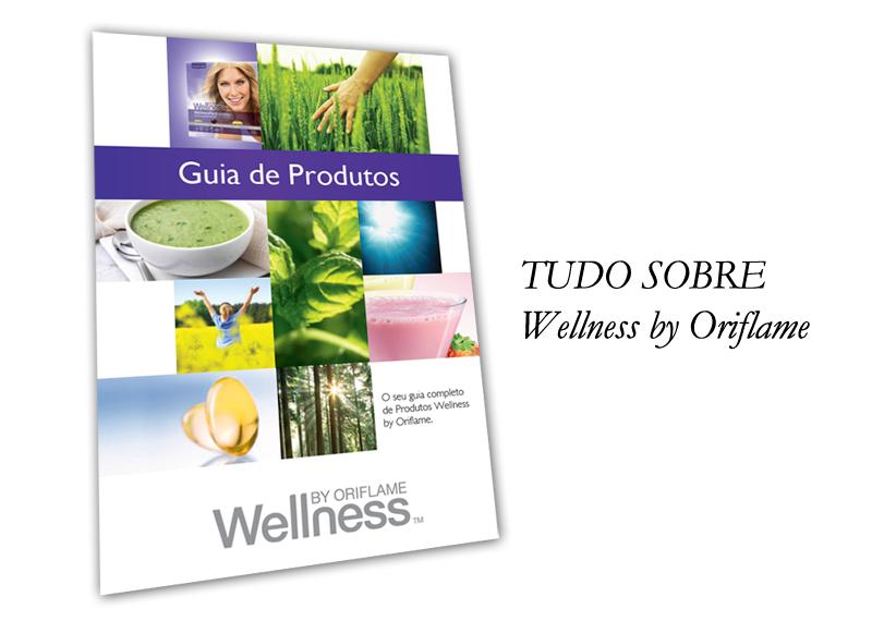 Guia de Produtos Wellness by Oriflame