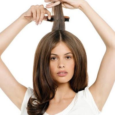 Как сделать волосы с большим объемом