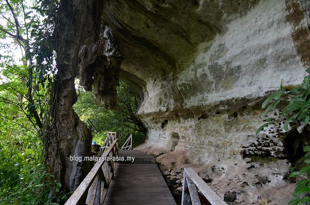 Photo of Niah Caves