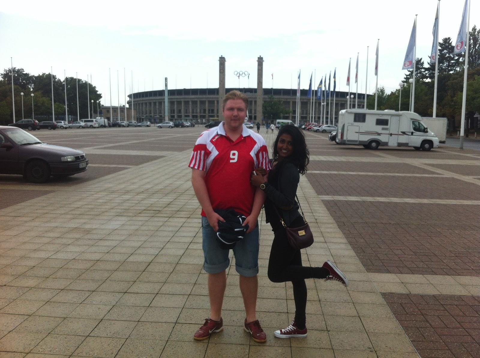 den olympiske landsby berlin