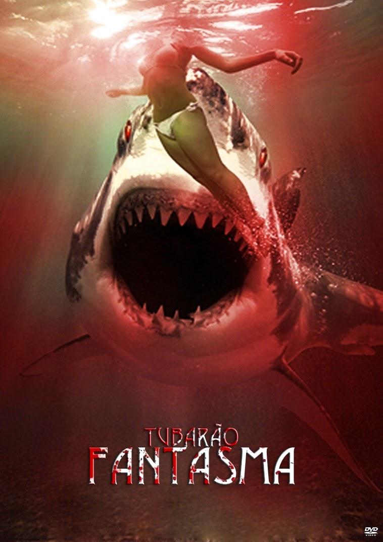 O Tubarão Fantasma – Dublado (2013)