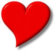Dibujo de corazón (San Valentín)