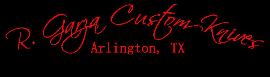 R. Garza Custom Knives