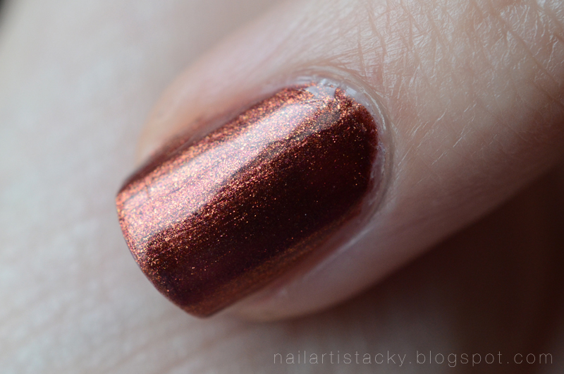 Butter London Shag Swatch & Review