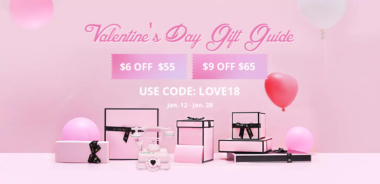 Zaful Valentine's Promo