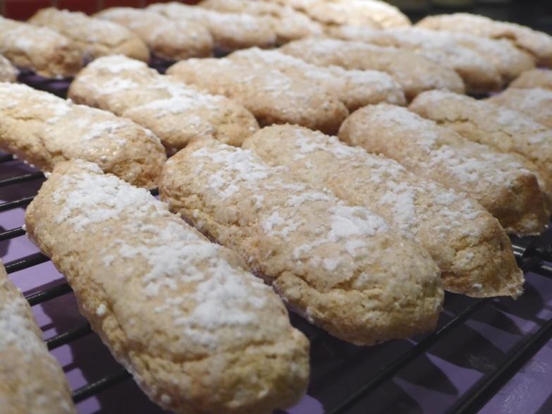 Biscuits à la cuillère sans gluten