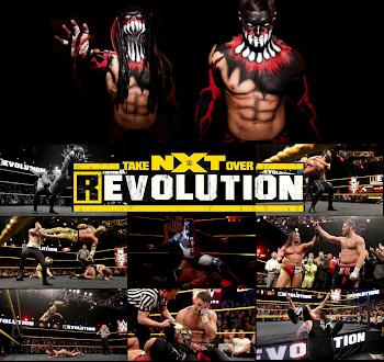 NXT Takeover: [R]Evolution