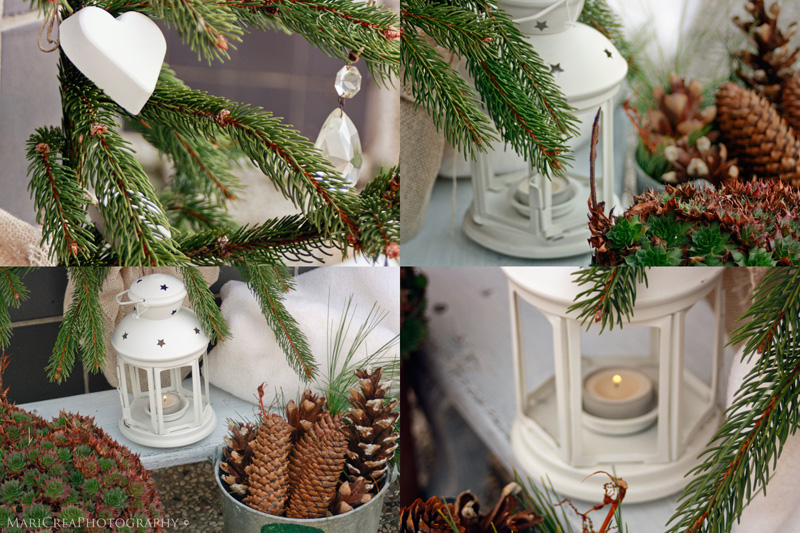 Creamaricrea decorazioni di natale prime immagini - Decorazioni natalizie ikea ...