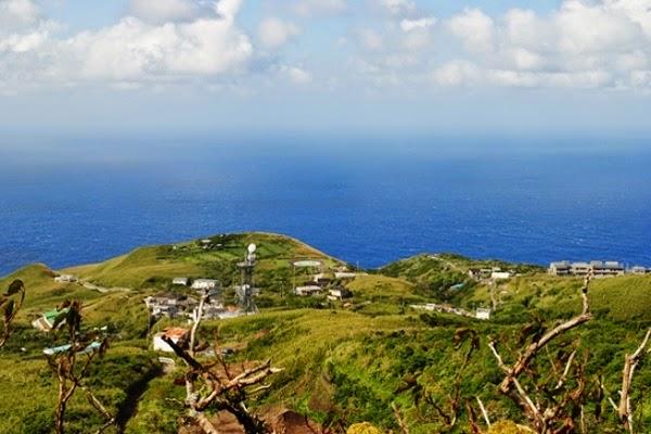 Aogashima Desa Unik Di Tengah Kawah Gunung Berapi