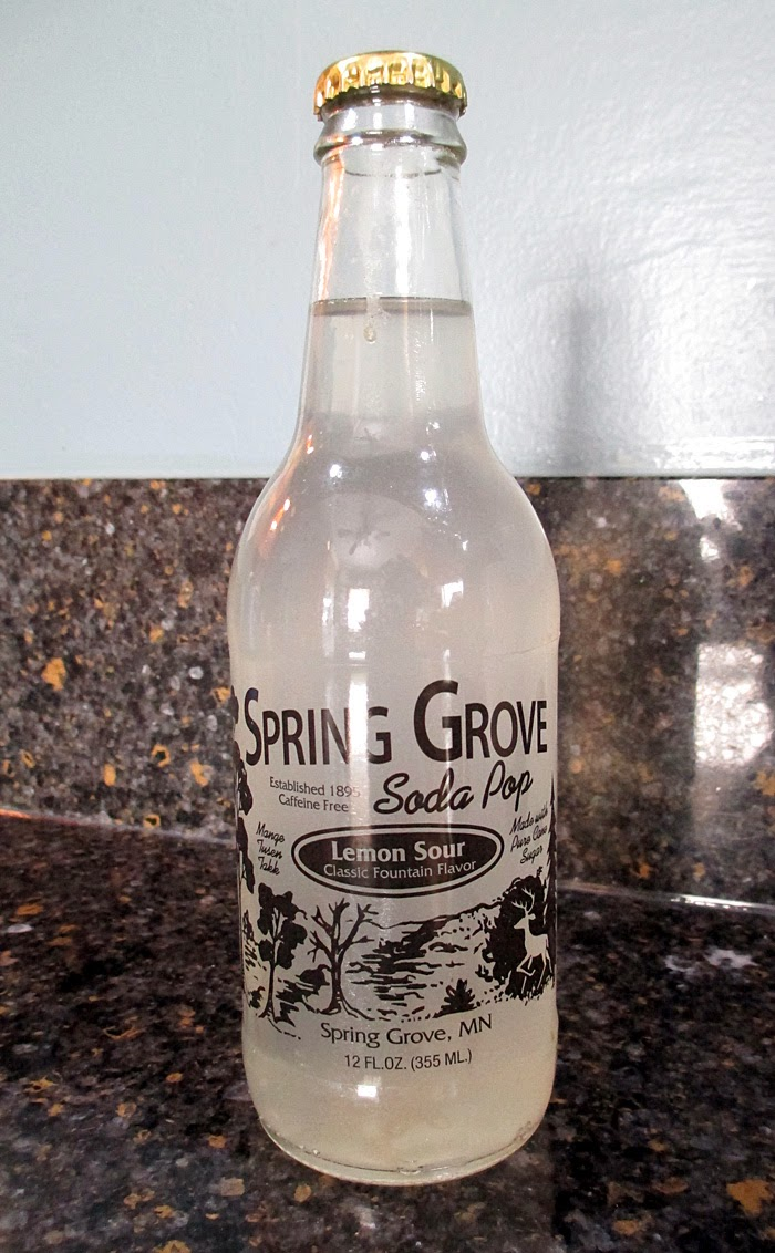 Spring Grove Soda Pop Lemon Sour