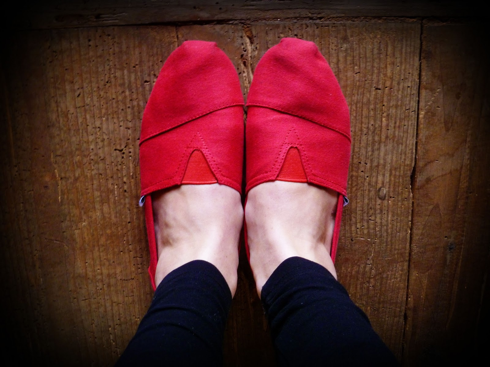 toms-style shoes