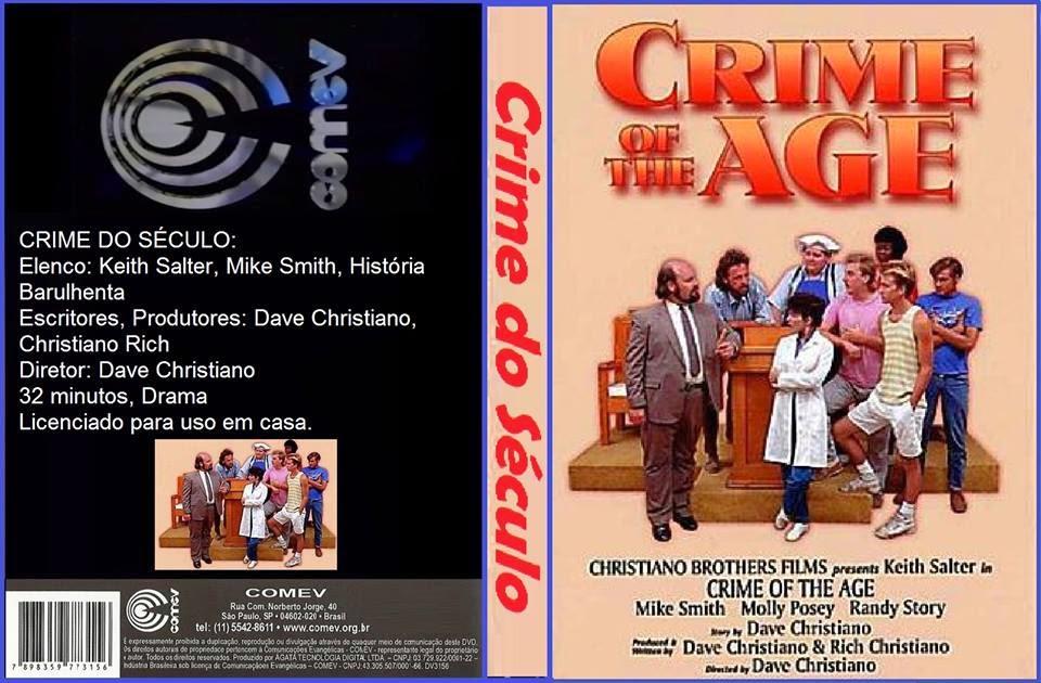 Filme - O Crime Do Século - Dublado