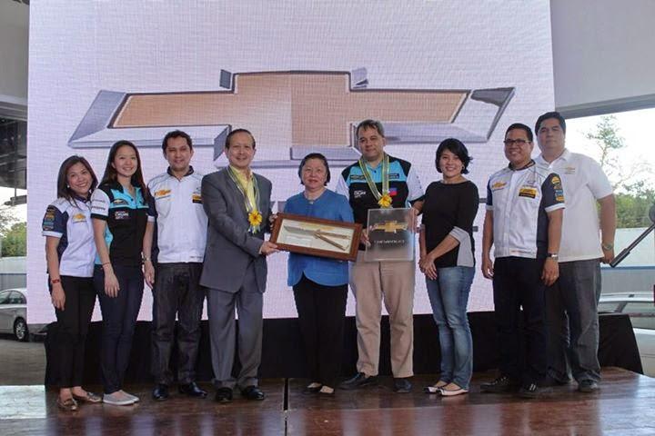 Chevrolet Batangas Inauguration