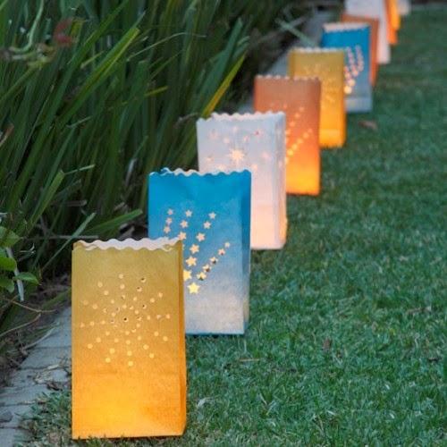 funny lights in the garden | Vietnam Outdoor Furniture