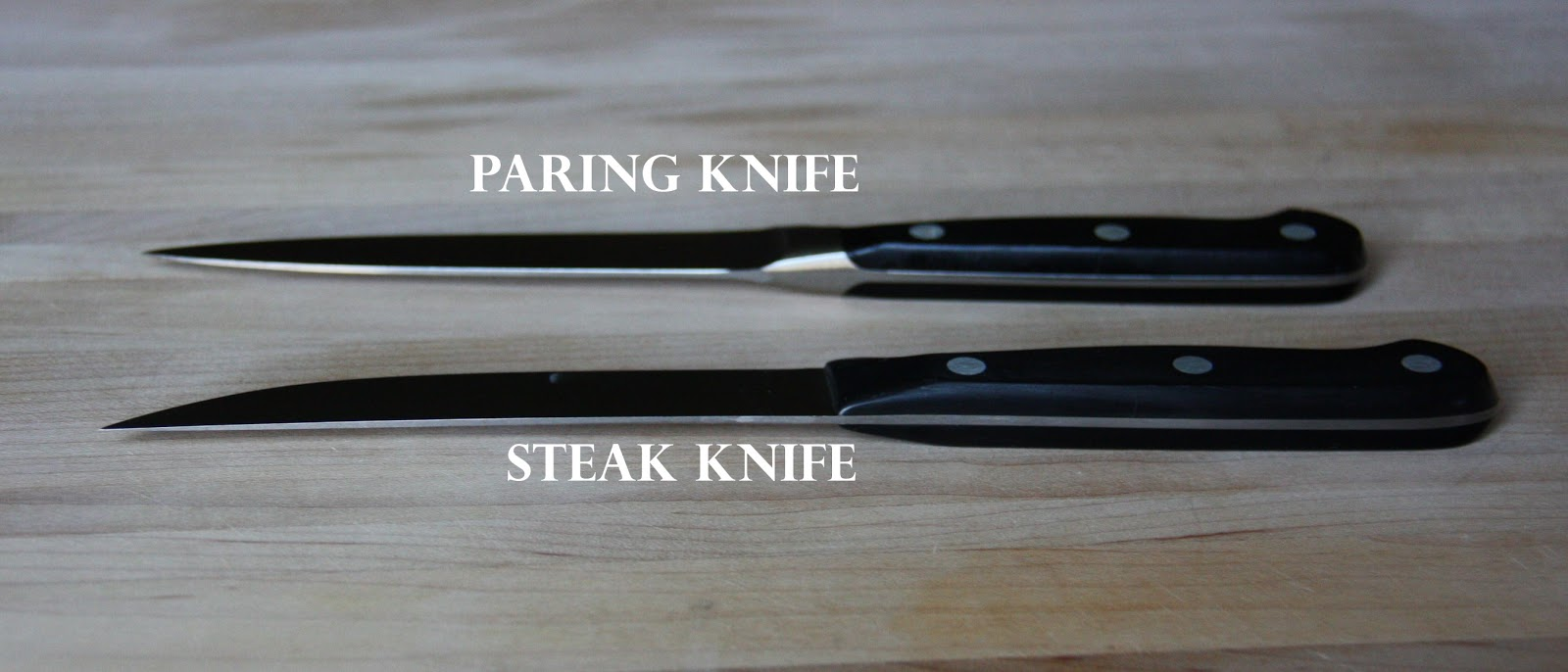 HOW TO Guide To Kitchen Knives