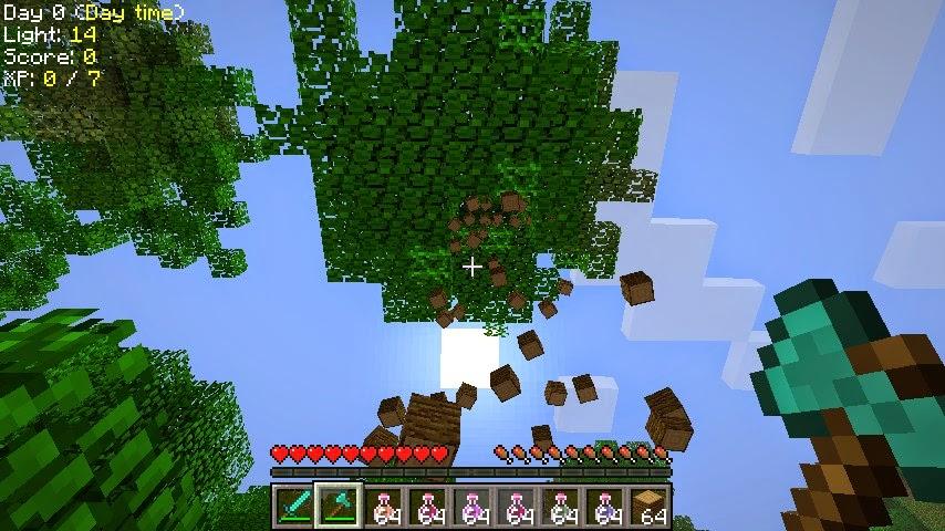 Мод на срубку деревьев