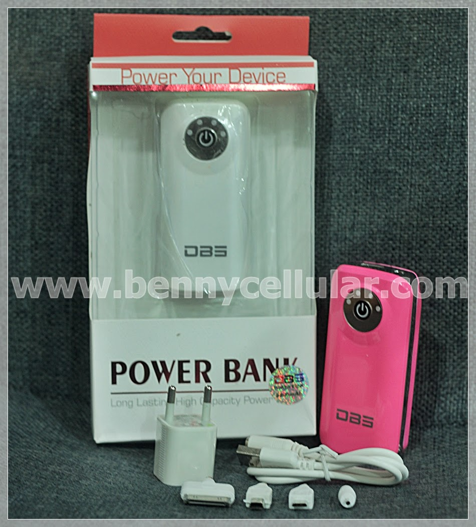 power bank DBS