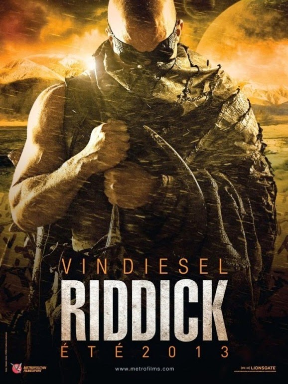 Riddick streaming vf
